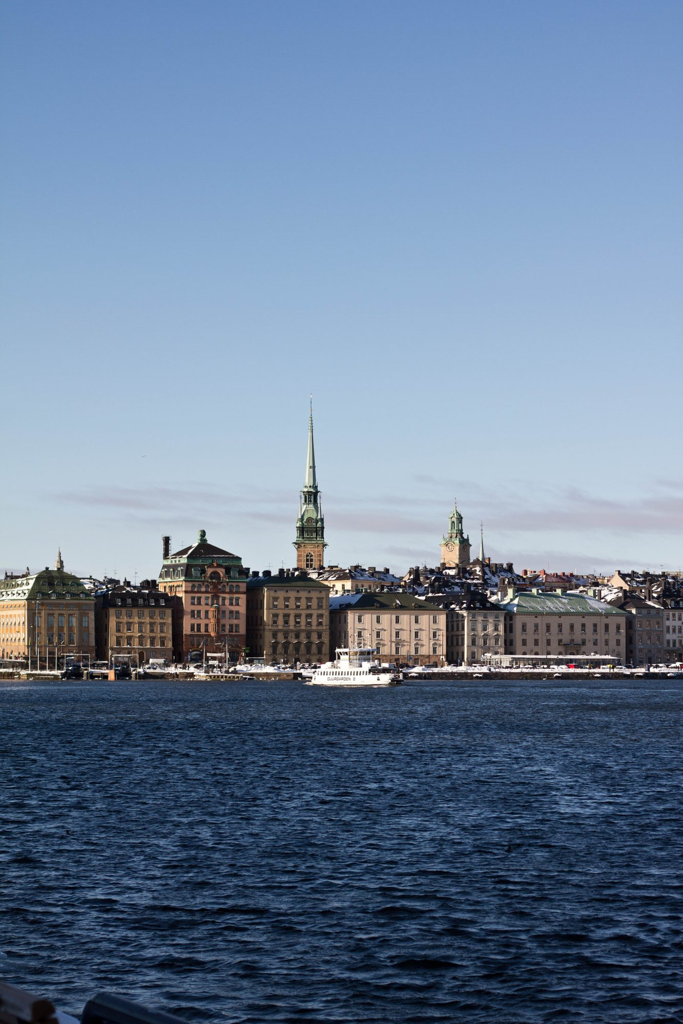 Stockholm, places to visit in Winter