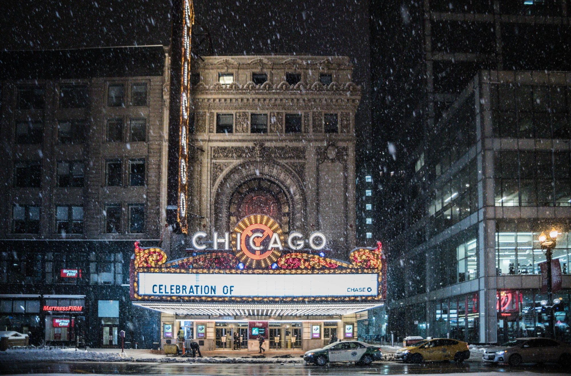Chicago, places to visit in Winter