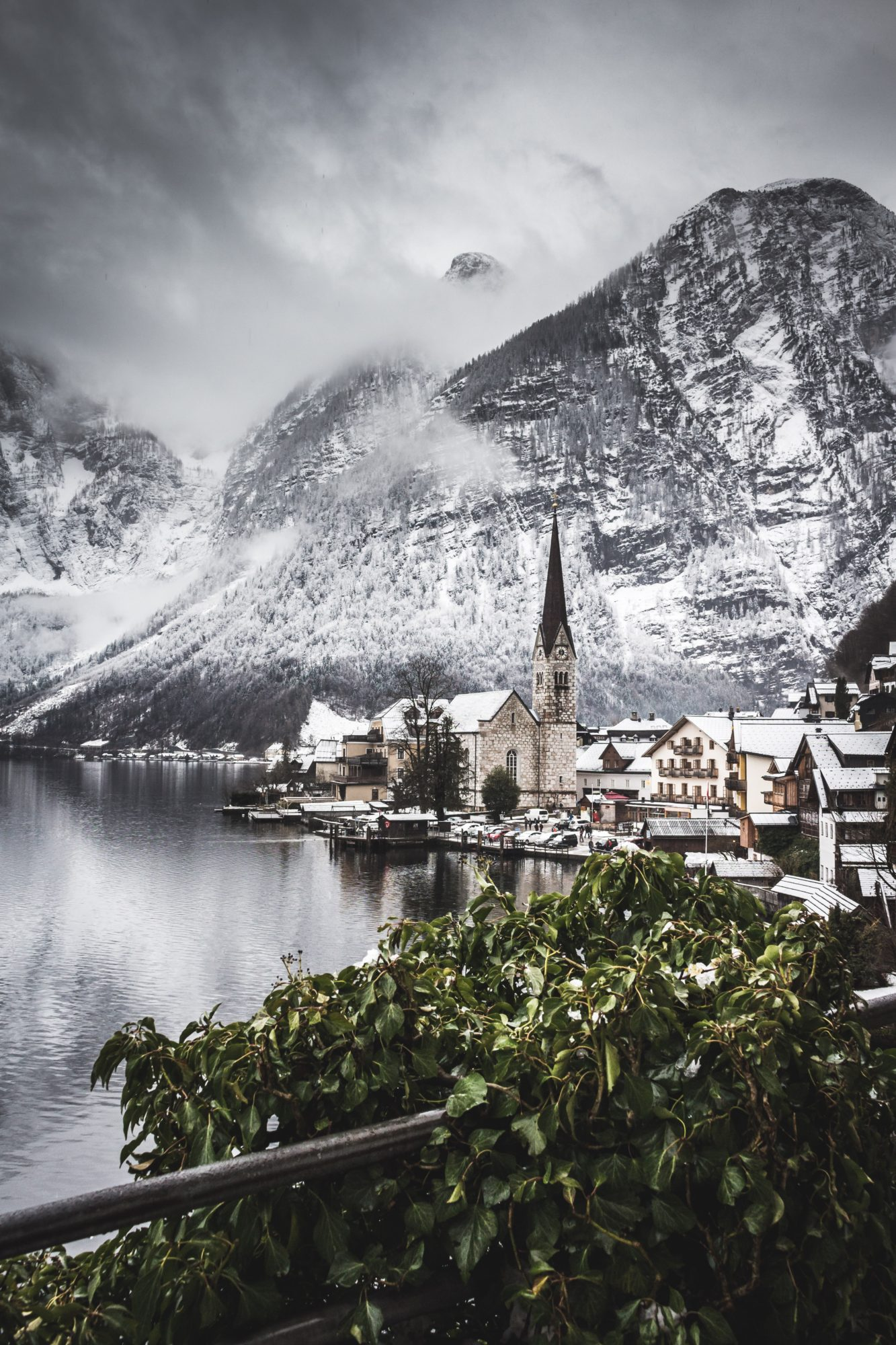 Hallstatt, Best Mountain Towns In Europe