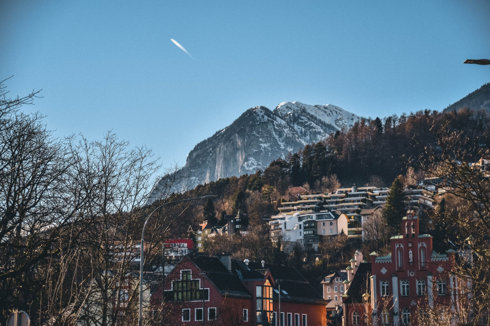 Innsbruck, Best Mountain Towns In Europe
