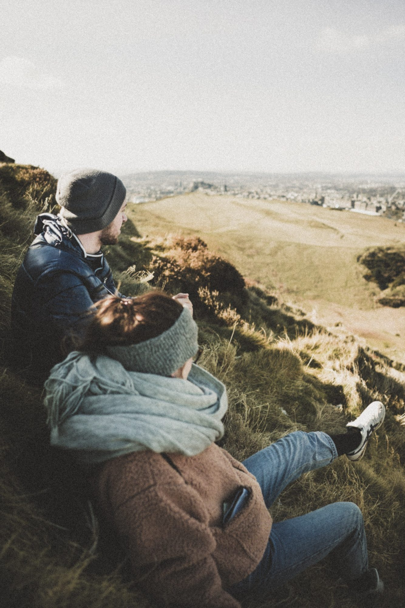 Arthur's Seat, places to visit in Winter