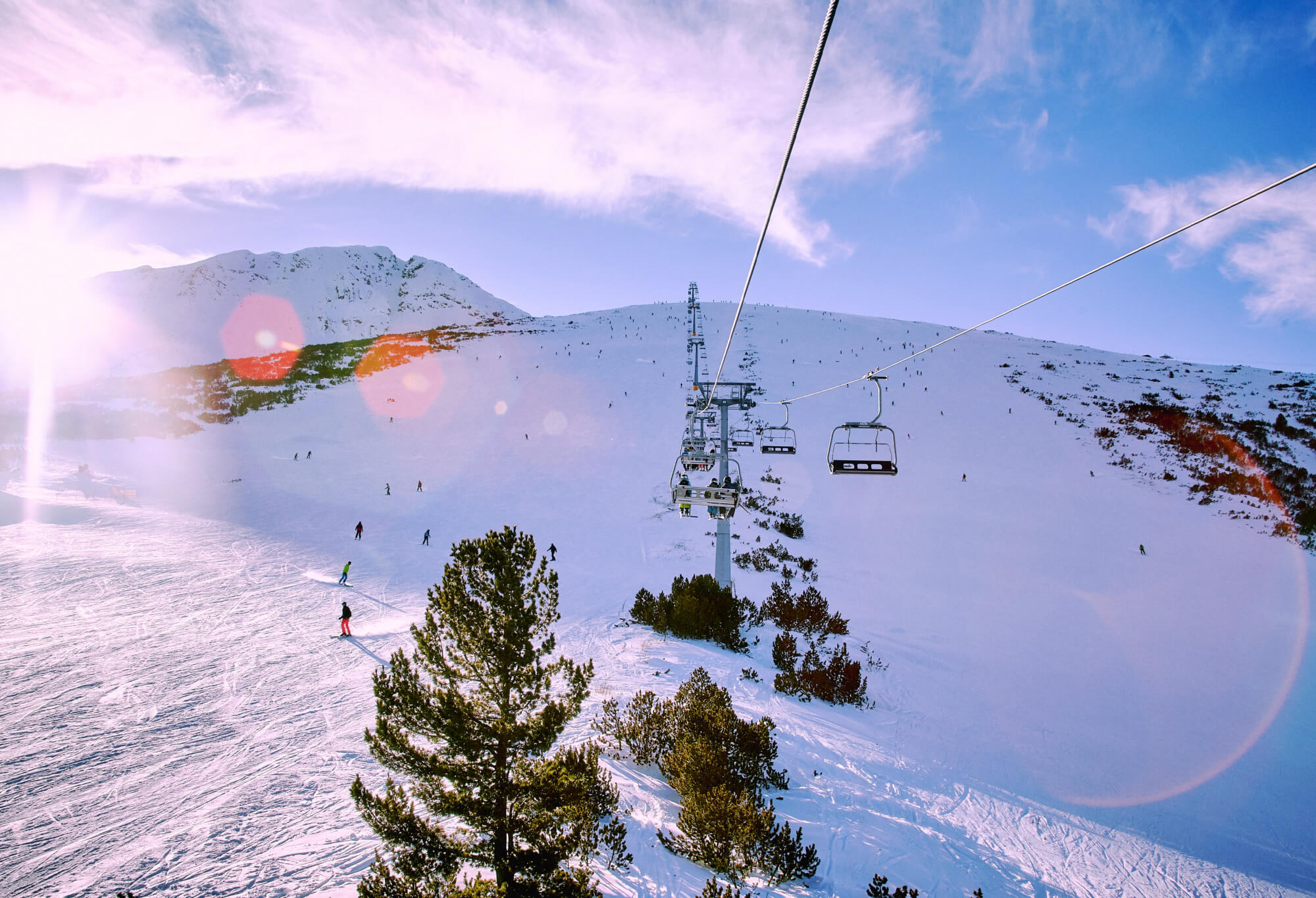Bansko, Bulgaria is one of the best places to ski in the world