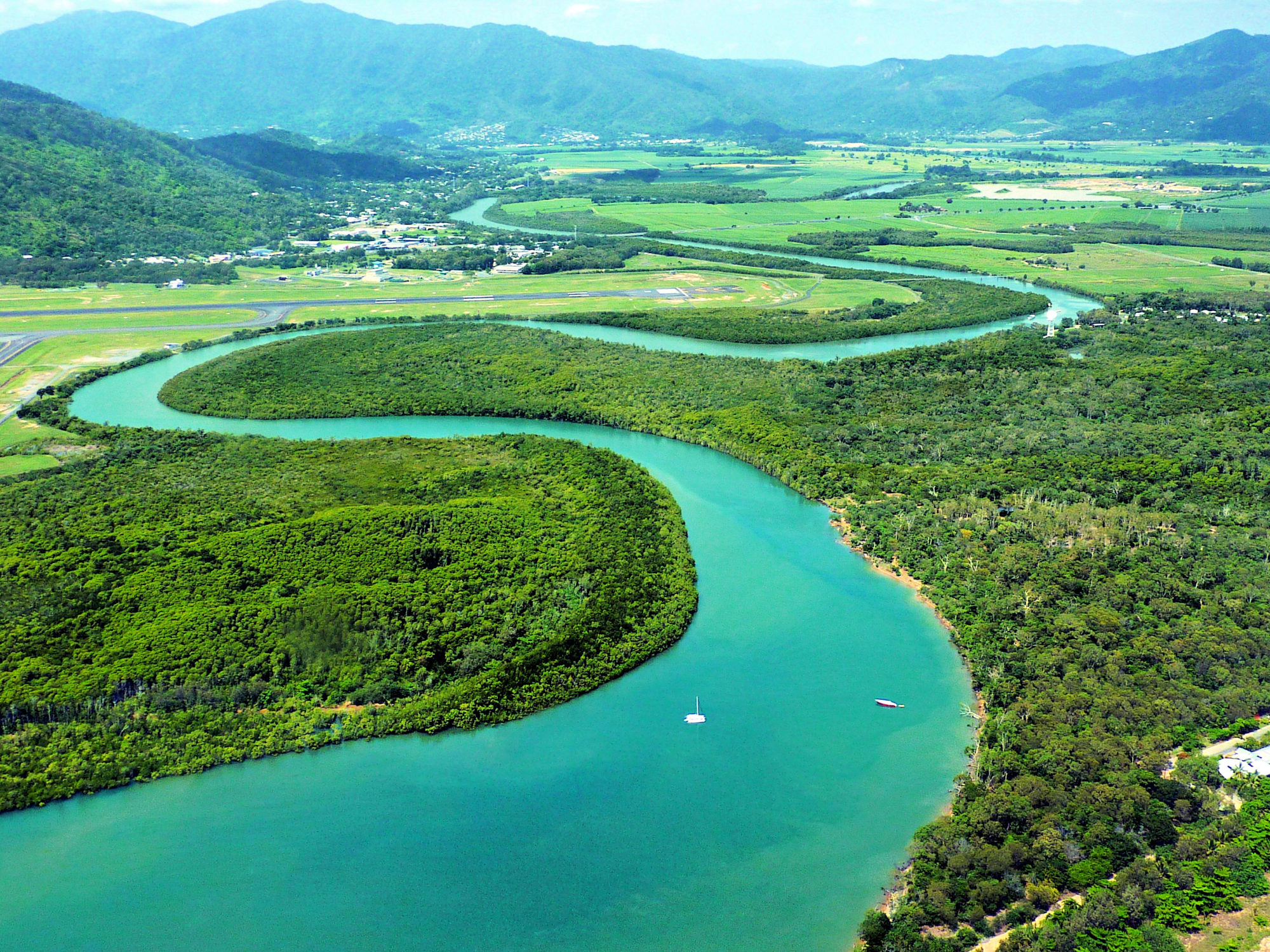Barron River, Cairns