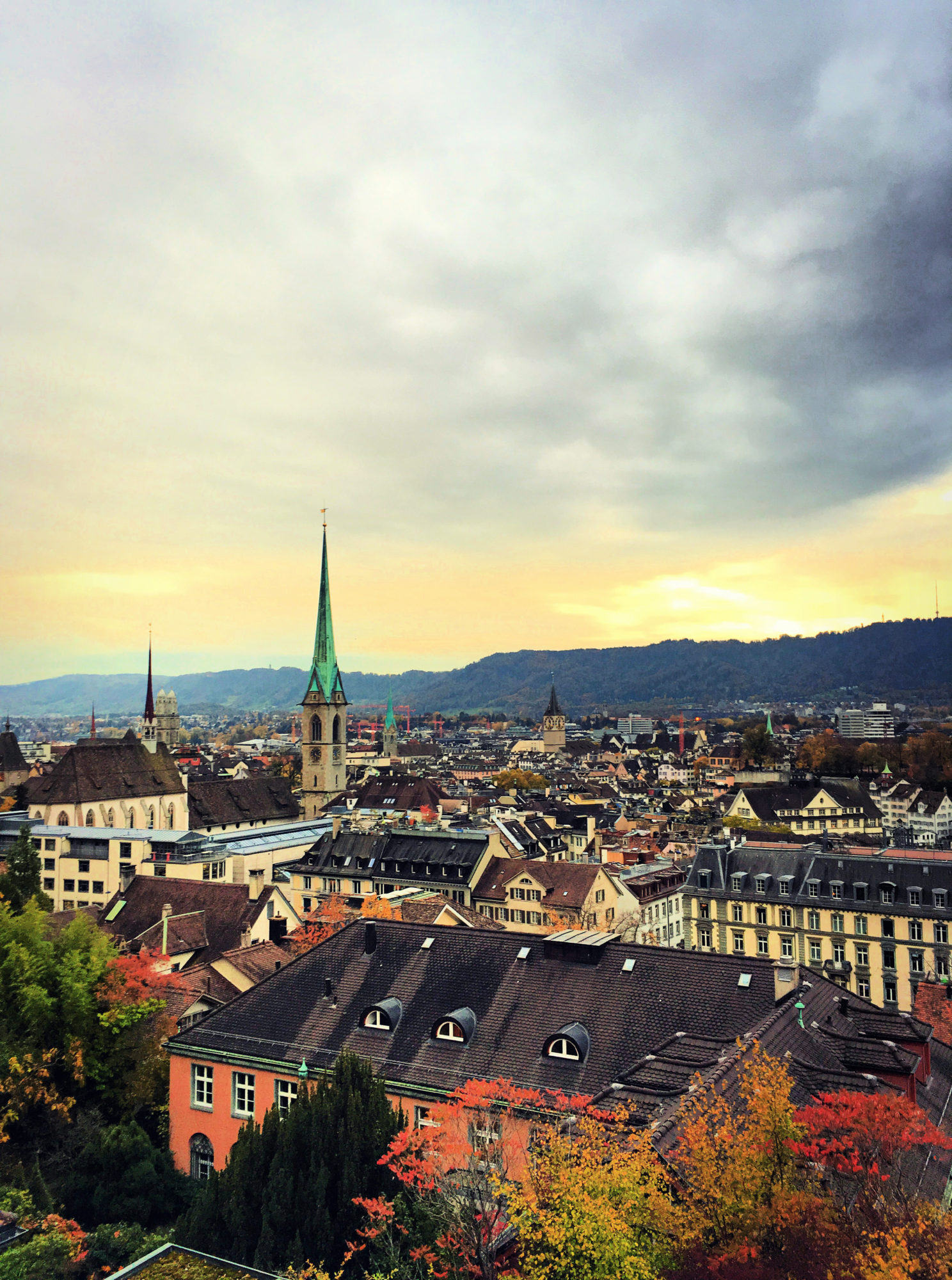 Exploring Altstadt is one of the top things to do in Zürich.