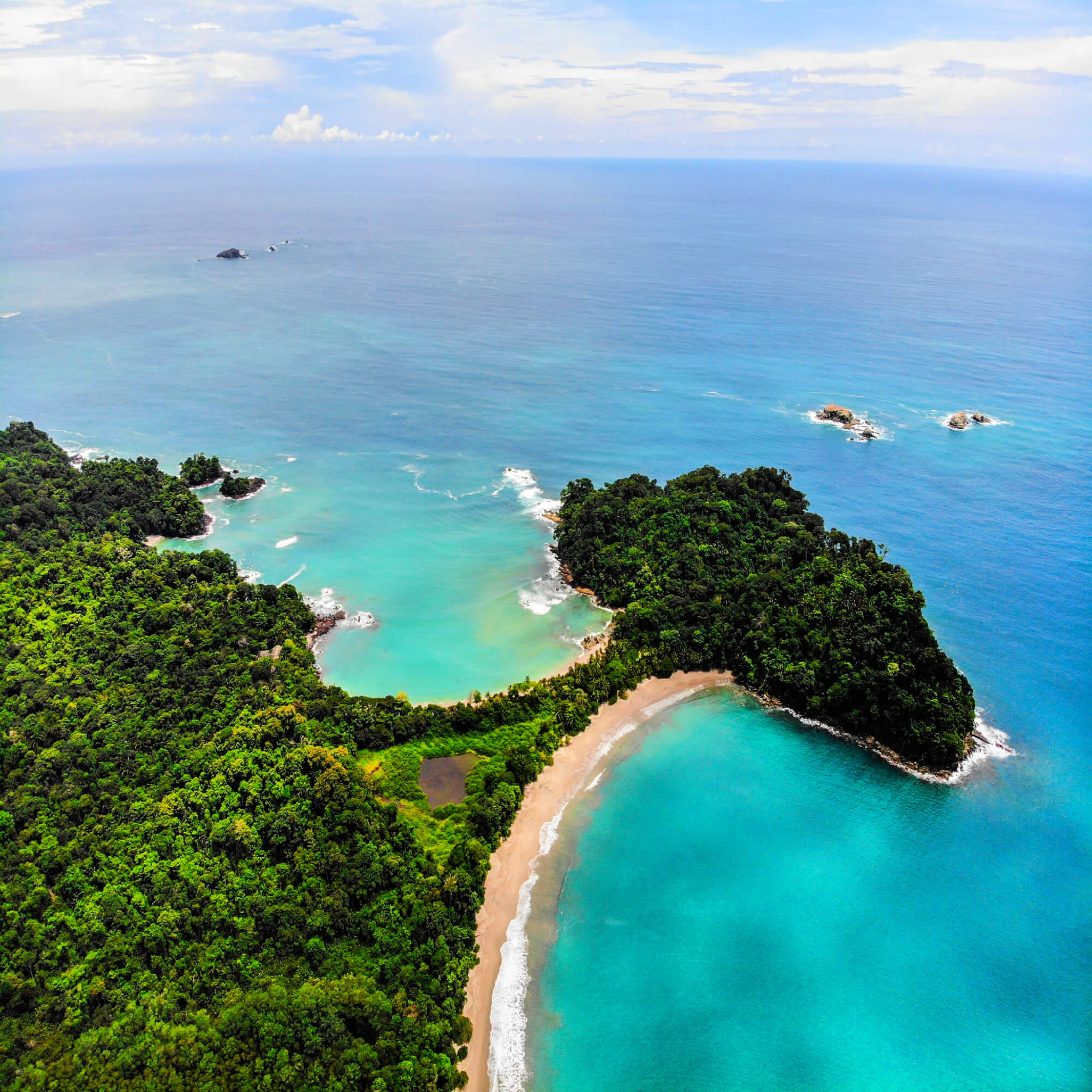 Costa Rica is a great budget destination for Winter!