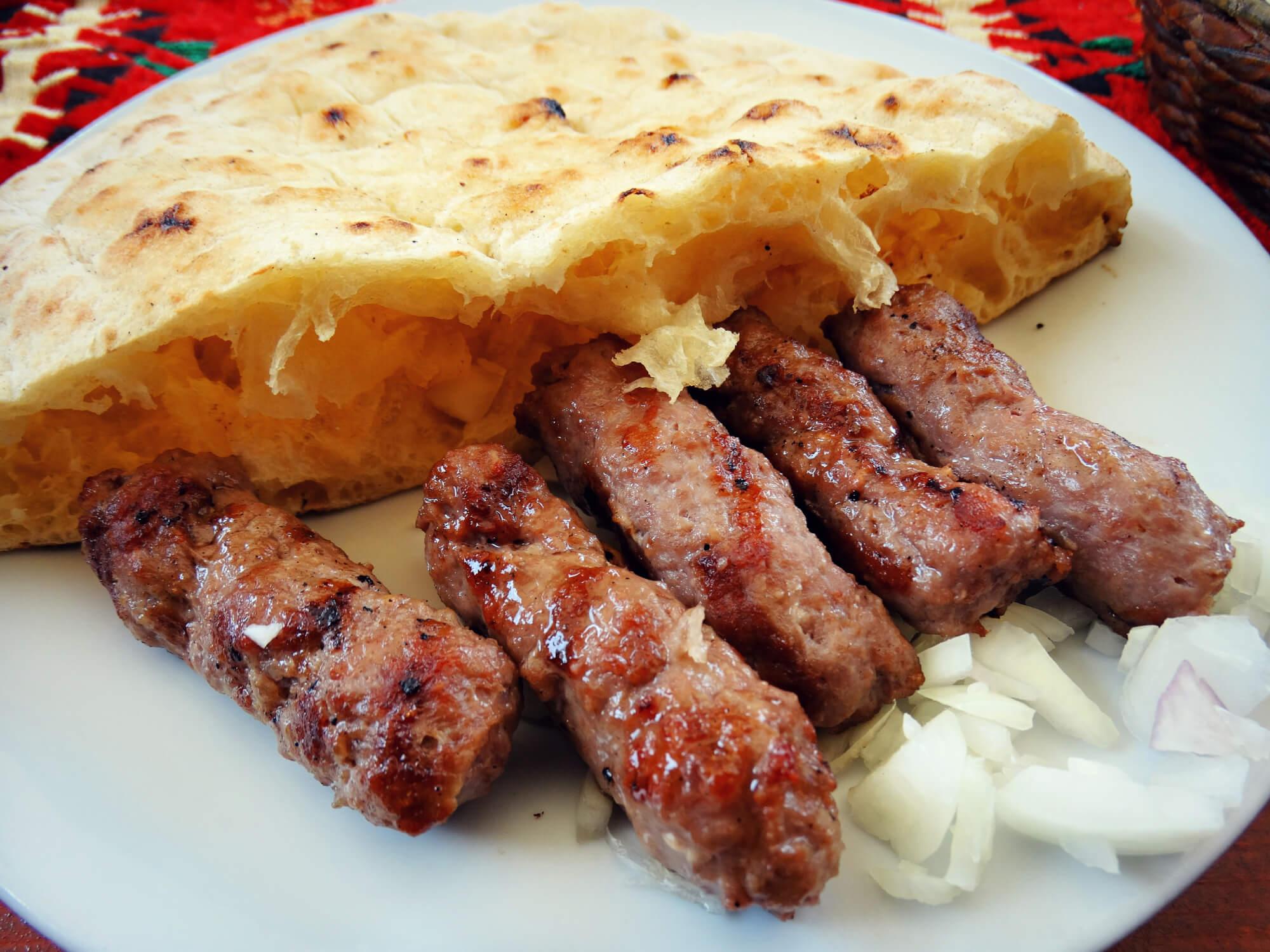 Best Balkan Food Kebapci