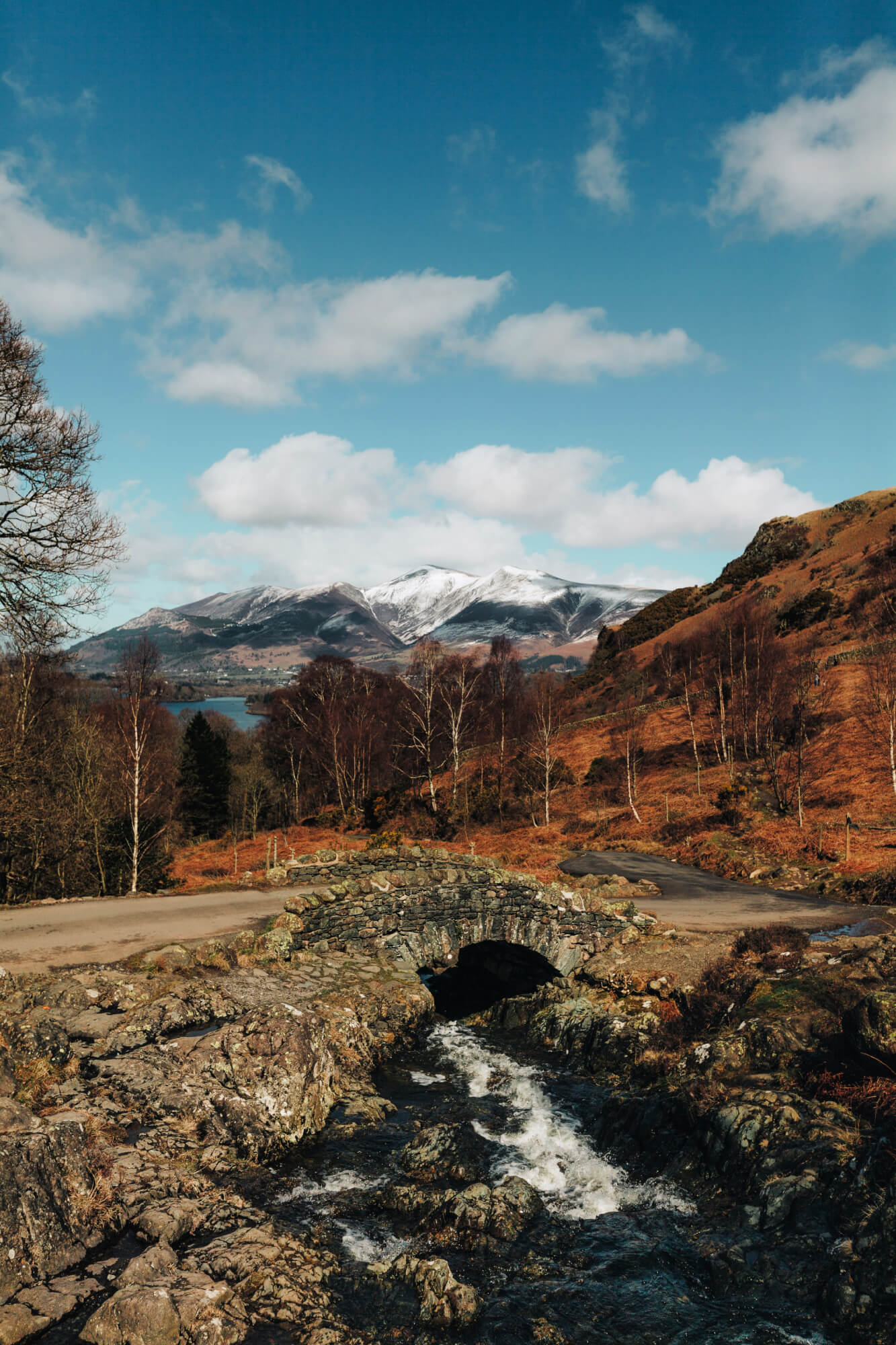 Ashness Bridge, Lake District National Park
