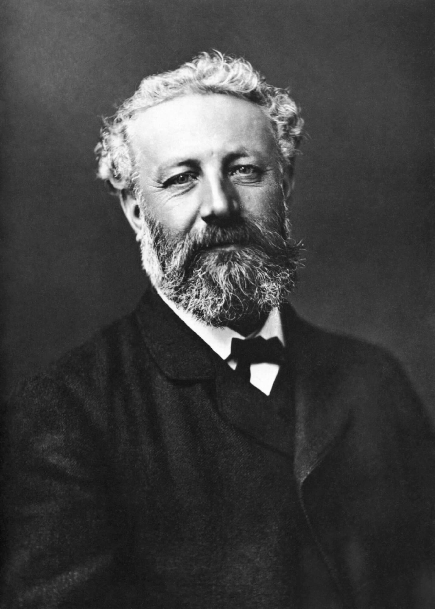 Do you reckon Jules Verne ever visited Zürich?